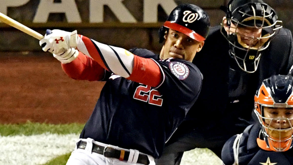 Fantasy Baseball: First Rotisserie mock draft shows rising value of Juan Soto, Ronald Acuna