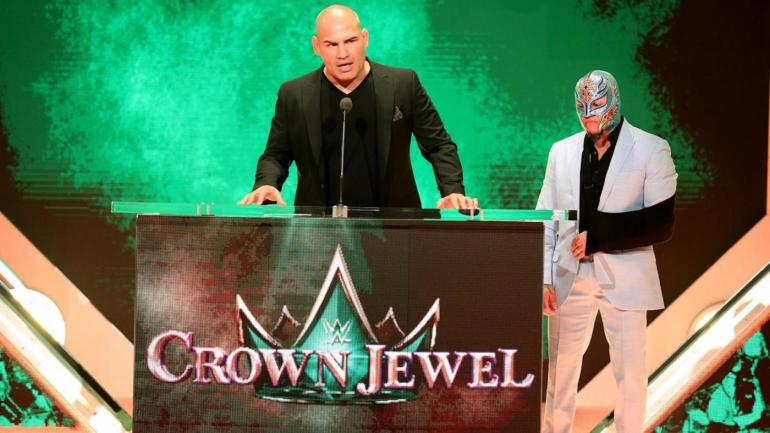 2019 WWE Crown Jewel predictions, matches, card, start time, date, location, PPV preview