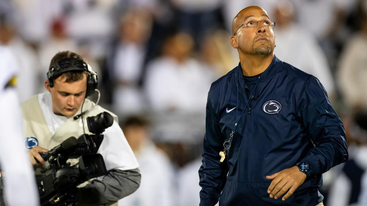 James Franklin lifting Penn State past expectations ...