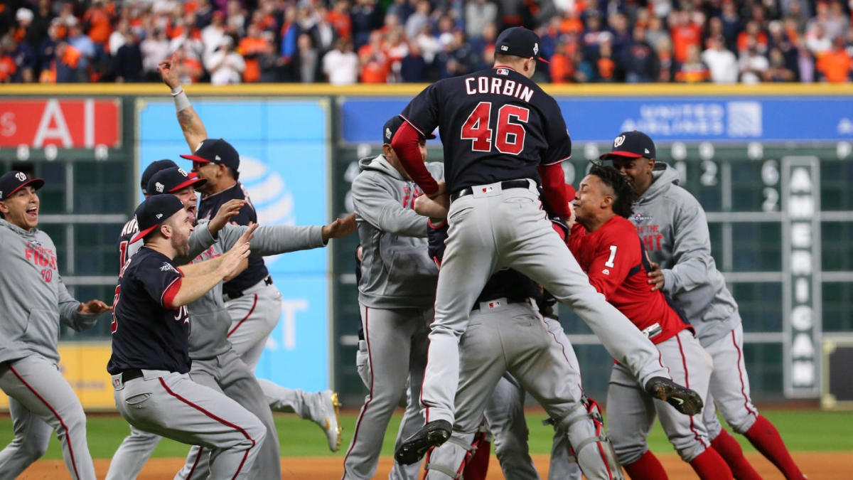 Nationals win World Series: Five takeaways as Washington storms back to beat Houston in Game 7