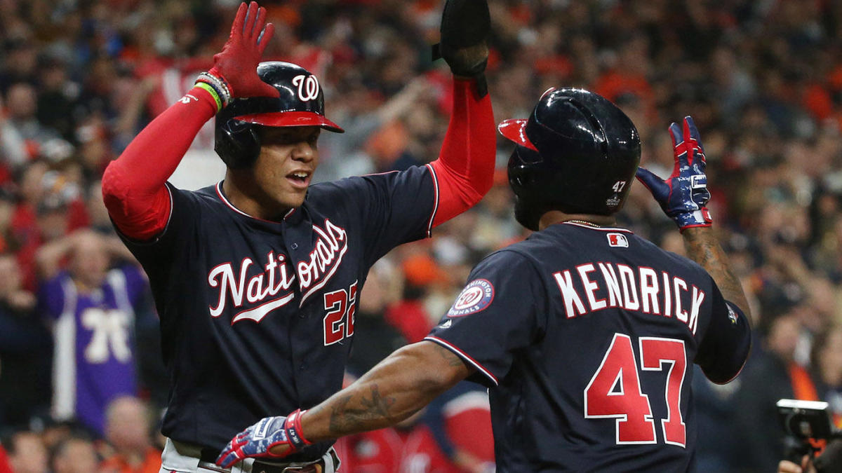Nationals complete one last comeback to win World Series in year and postseason full of them