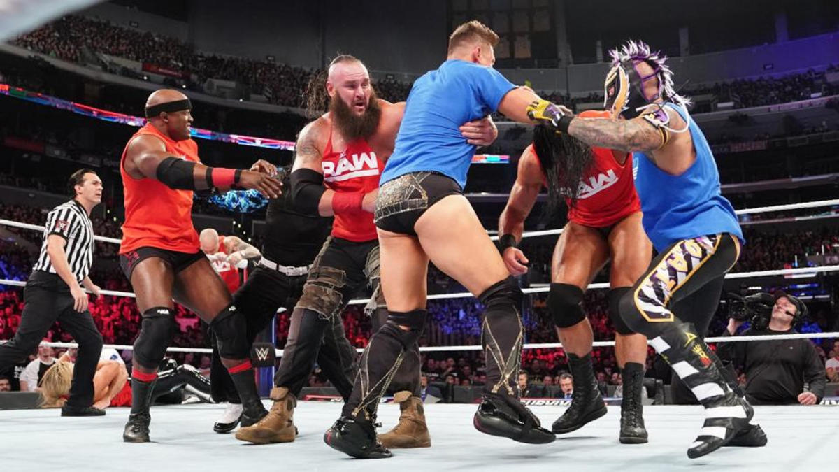 2019 WWE Survivor Series: NXT joins battle with Raw, SmackDown on major PPV