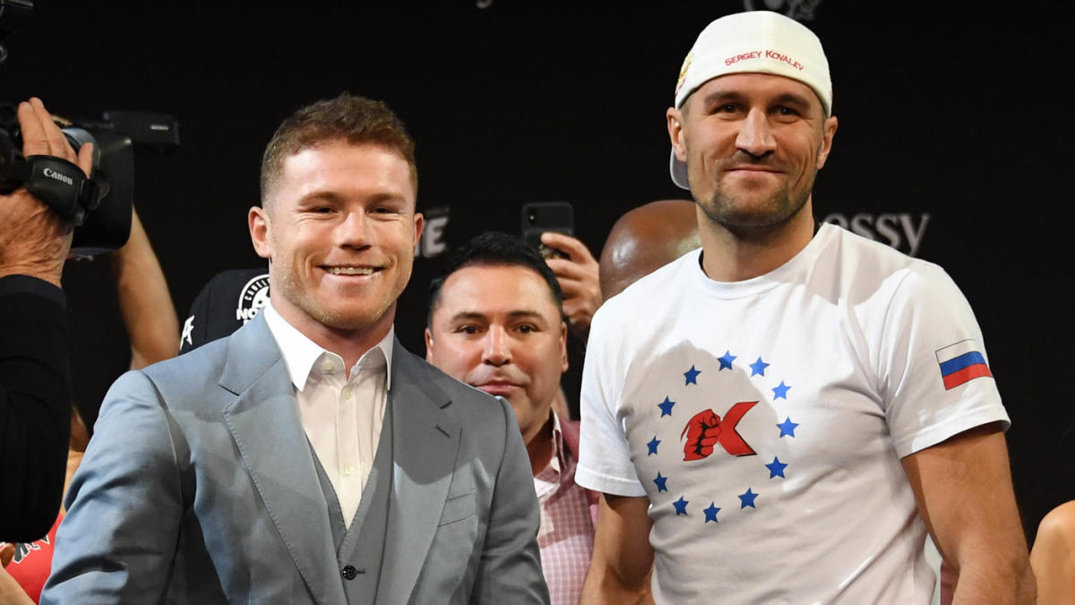 Canelo vs. Kovalev prop bets, odds, lines: Alvarez a large favorite to capture another title