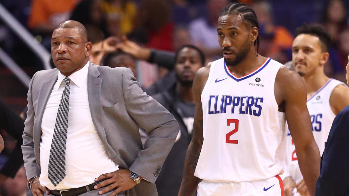 Kawhi Leonard load management: NBA fines Clippers $50,000 for Doc Rivers' statement on superstar's health
