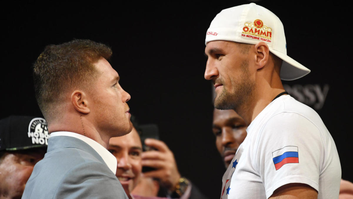 Canelo Alvarez vs. Sergey Kovalev fight: Tale of the tape and what's at stake for both fighters