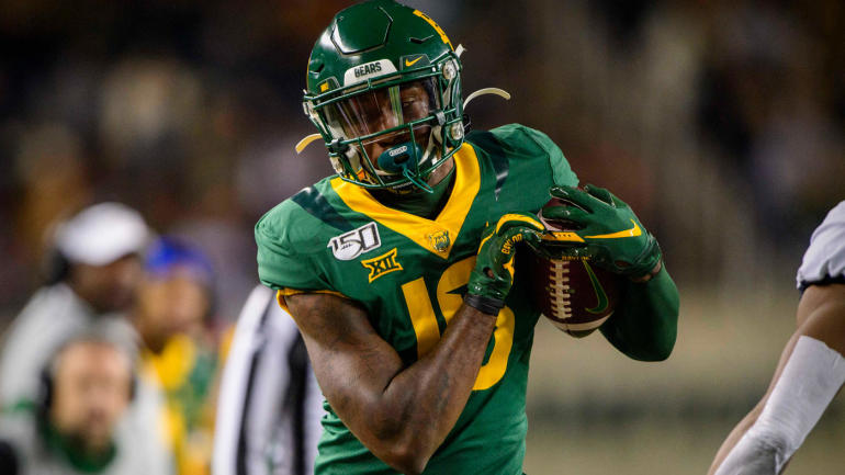 Baylor Vs West Virginia Score No 12 Bears Survive And