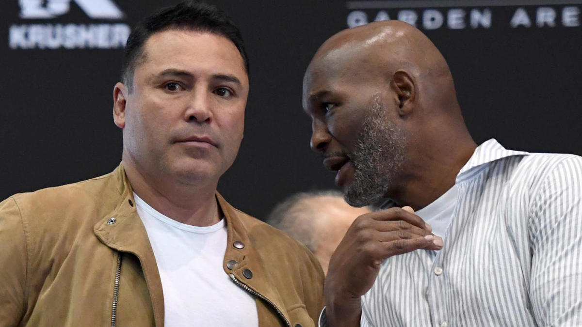 Bernard Hopkins: If I felt the way Canelo Alvarez does about Golden Boy, 'I'd be gone'