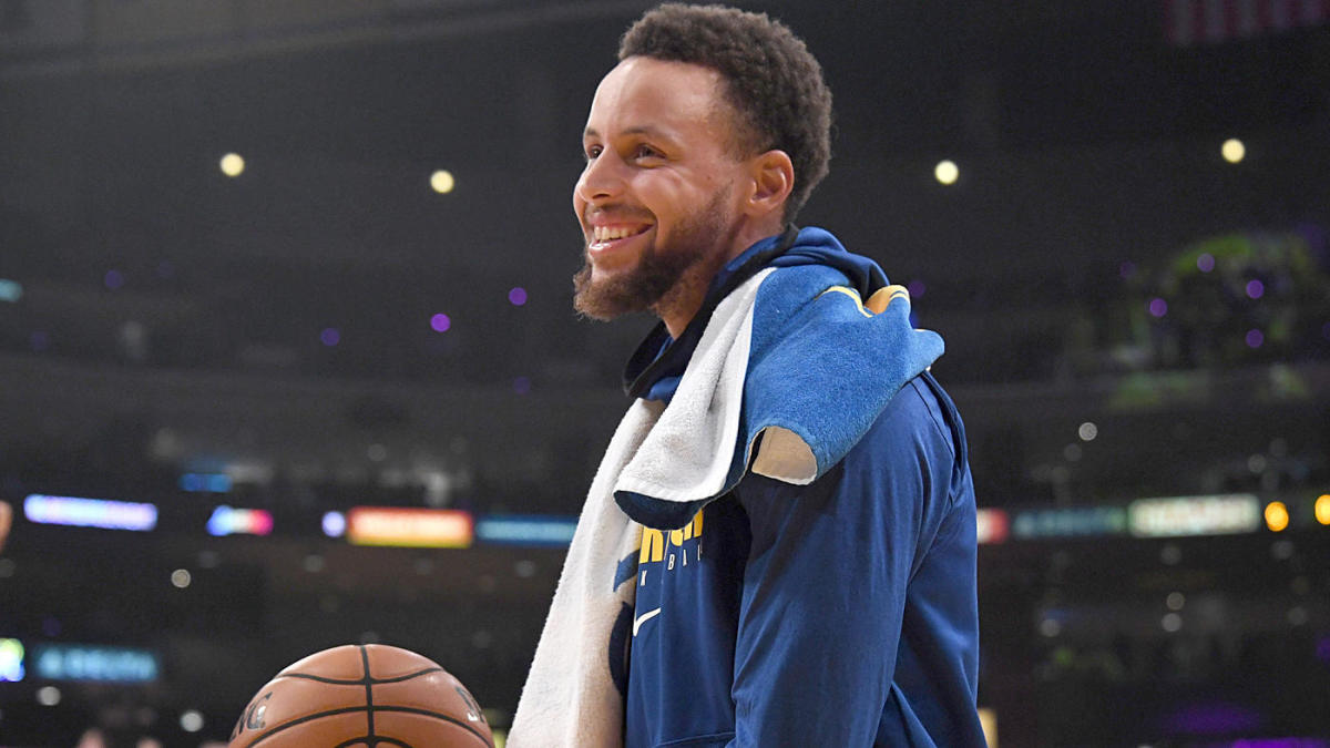 Golden State Warriors star Steph Curry to produce basketball drama 'Signing Day' with John Legend