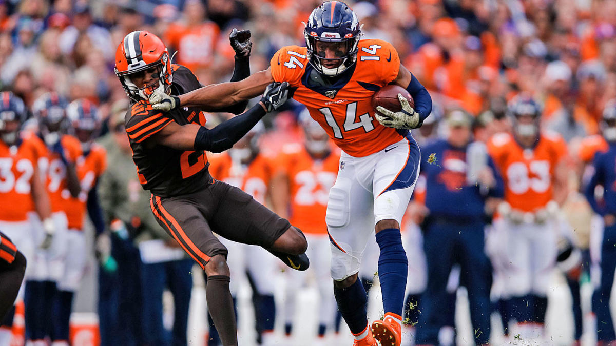 Broncos Fantasy Football Preview: Jerry Jeudy's arrival eases ...