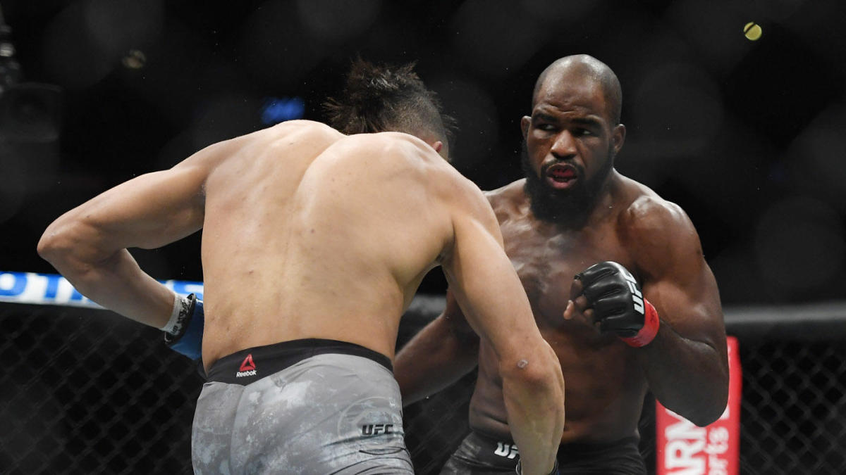 UFC 244 results, highlights: Corey Anderson scores shocking upset with brutal knockout of Johnny Walker
