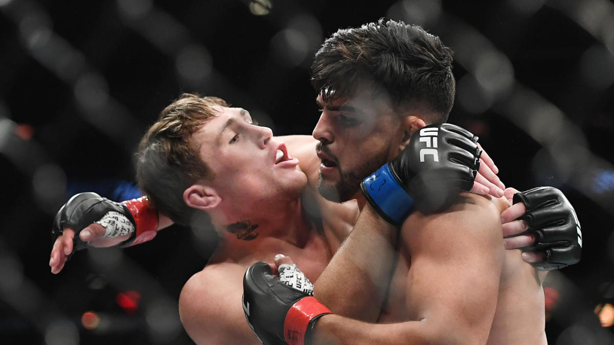 UFC 244 results, highlights: Darren Till makes successful 185-pound debut with win over Kelvin Gastelum