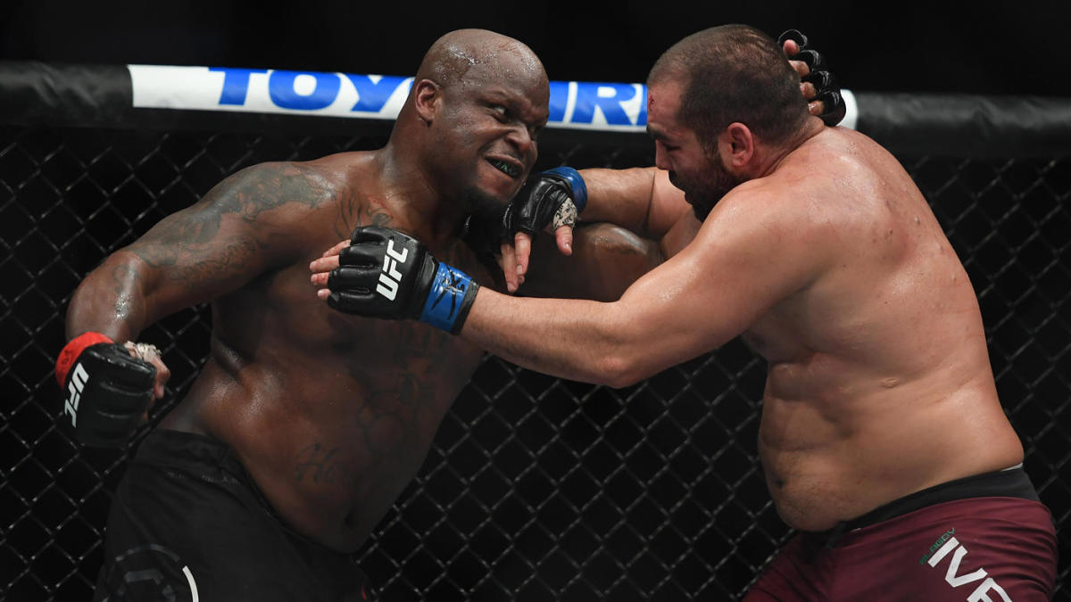 UFC 244 results, highlights: Derrick Lewis survives stiff test from Blagoy Ivanov to take decision win