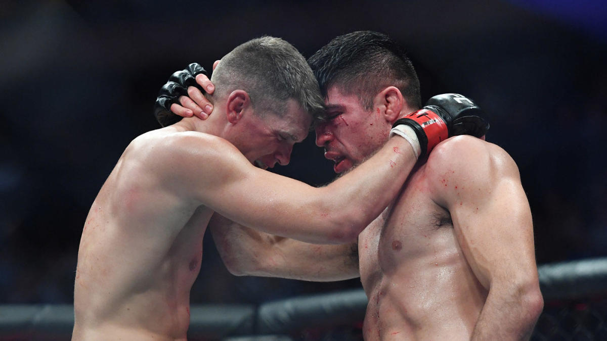 UFC 244 results, highlights: Stephen Thompson turns in vintage performance decisioning Vicente Luque