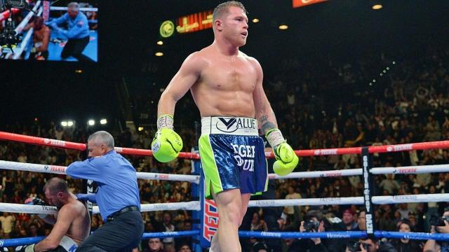 Canelo Alvarez next fight: Mexican superstar to face Billy Joe ...
