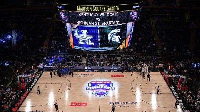 College Basketball Schedule 2020 21 Villanova Vs Virginia At Madison Square Garden Is Postponed Cbssports Com