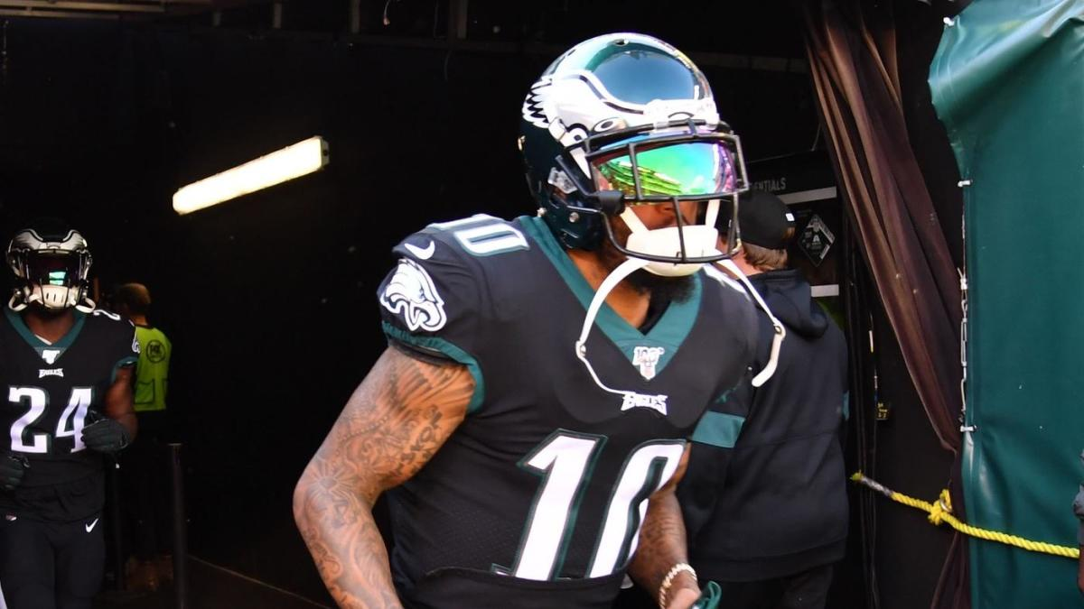 DeSean Jackson says anti-Semitic post was taken 'the wrong way,' extending his apology after Eagles respond thumbnail