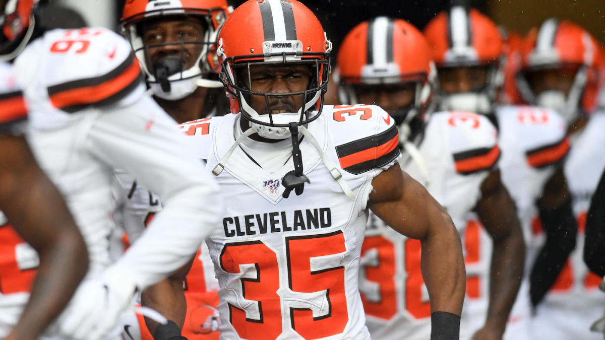 Former Browns safety Jermaine Whitehead gets workout with AFC playoff contender