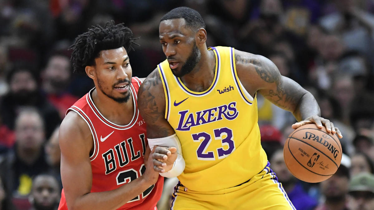 Bulls Vs Lakers Chicago Blows 19 Point Lead Uses Last Minute Flurry To Cover In Amazing Gambling Finish