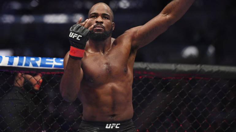 UFC divisional rankings: Corey Anderson punches way to top five, Jorge Masvidal holds steady as BMF