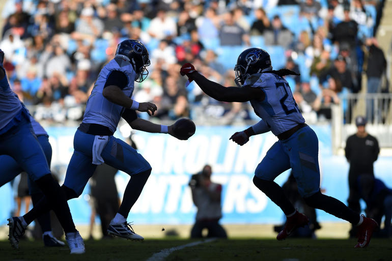 NFL: Tennessee Titans at Carolina Panthers