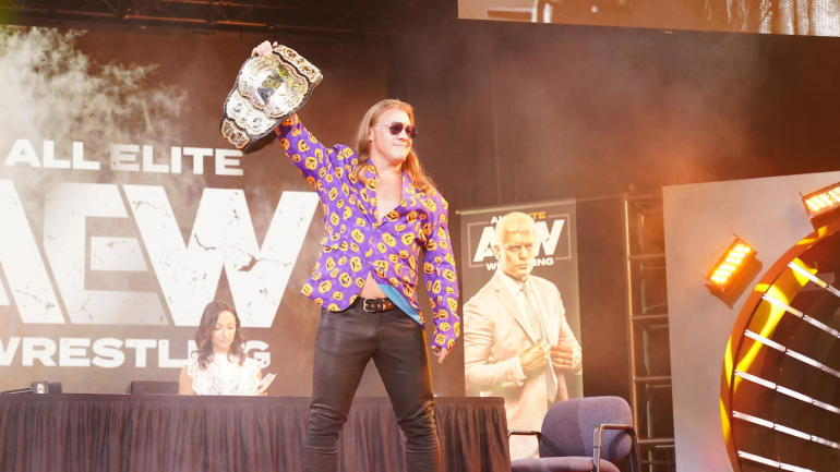 AEW Full Gear predictions, matches, card, start time, date, location, All Elite Wrestling PPV preview