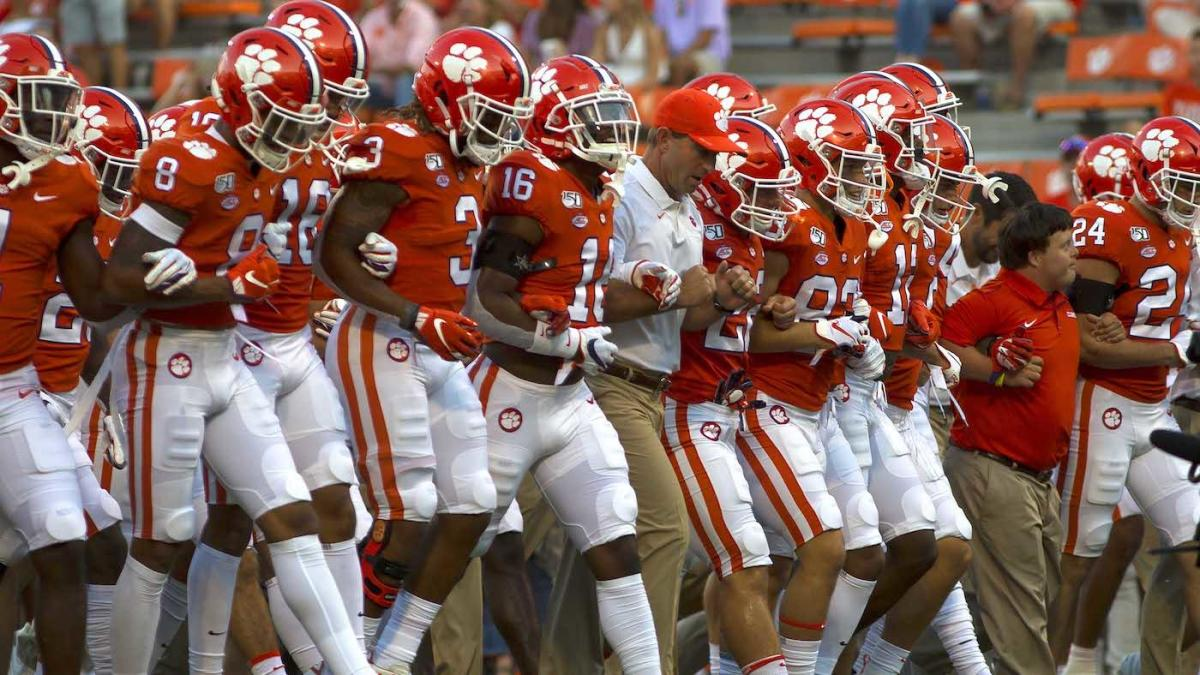 #4 Clemson vs. NC State: Game Time, TV Network, Odds ...