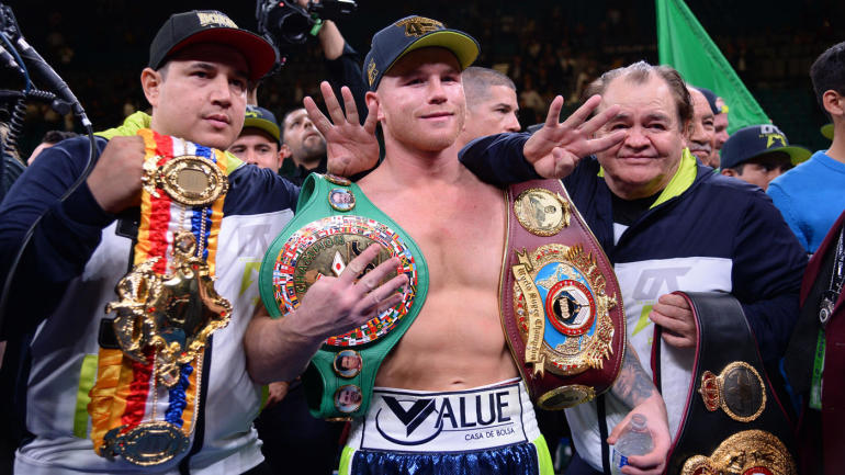 Boxing Pound for Pound Rankings: Canelo Alvarez lays claim to top spot; Naoya Inoue rises