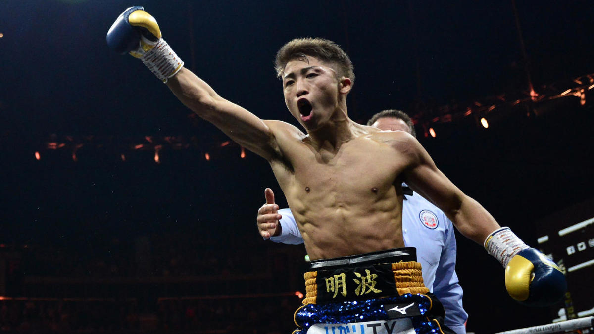 Naoya Inoue rallies past Nonito Donaire to unify bantamweight titles in  Fight of the Year contender - CBSSports.com