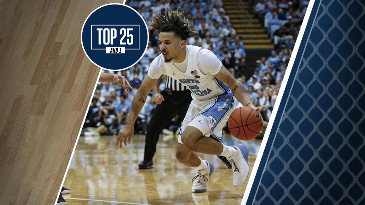 College Basketball Rankings Freshman Cole Anthony S Debut