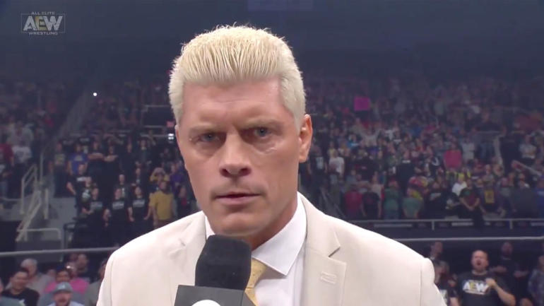 AEW Dynamite results, recap, grades: Cody announcement, chaotic brawl set the tone for Full Gear