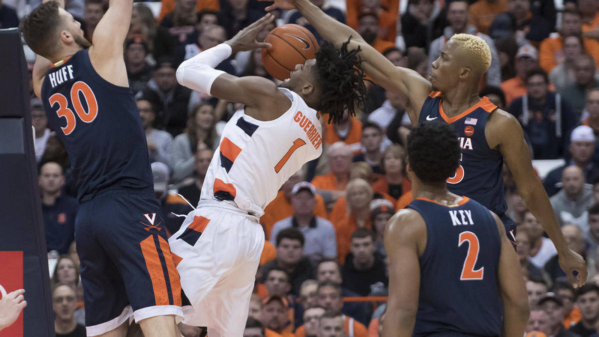 Virginia S First Game Since Winning It All Syracuse Has Its