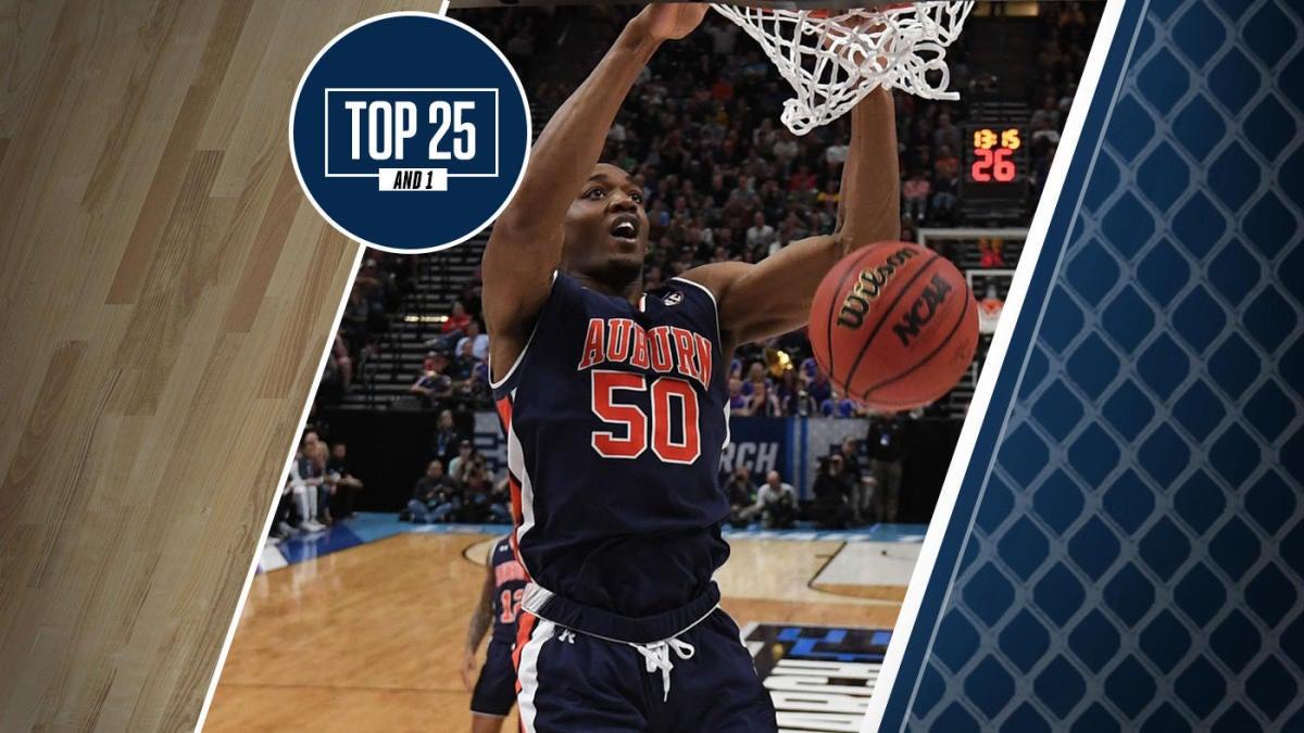 College Basketball Rankings Friday S Auburn Vs Davidson