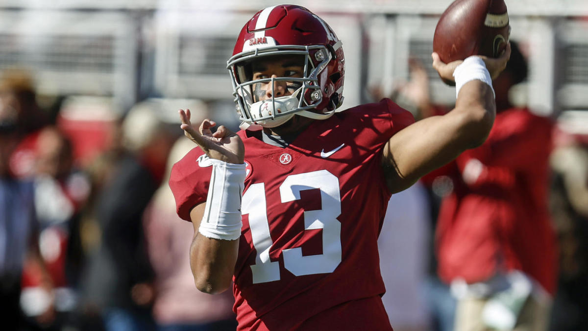 2020 NFL Mock Draft: Redskins take Tua Tagovailoa with plan to trade Dwayne Haskins, four QBs go in top six