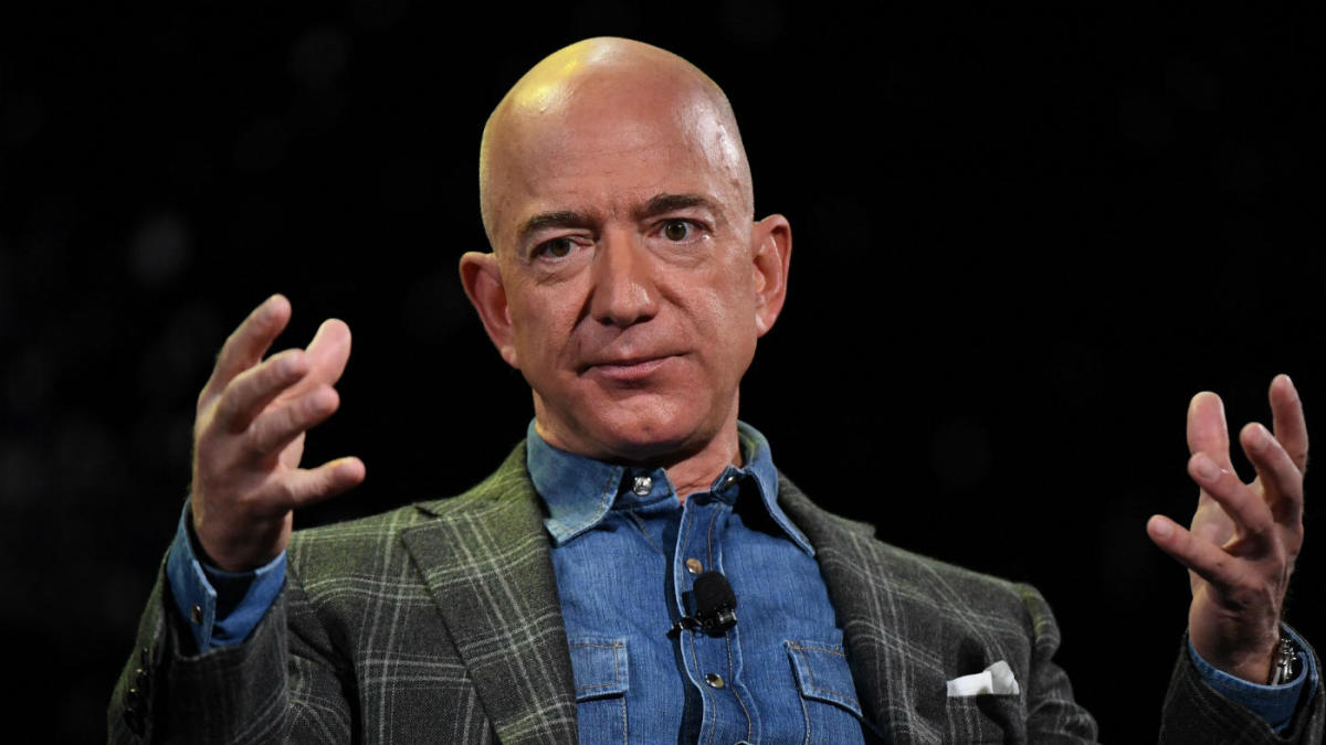 Amazon founder Jeff Bezos interested in owning NFL team, has strong support among current owners