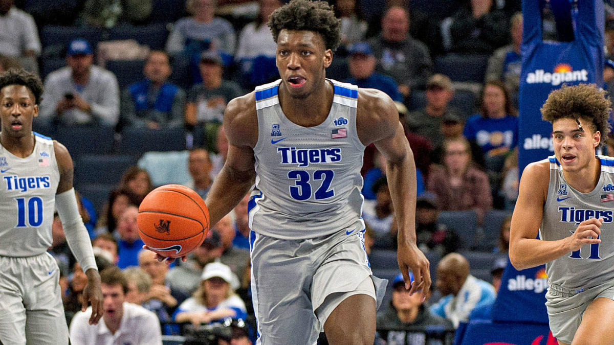 College Basketball Podcast: Can Memphis freshman James Wiseman win his high-profile fight with the NCAA?
