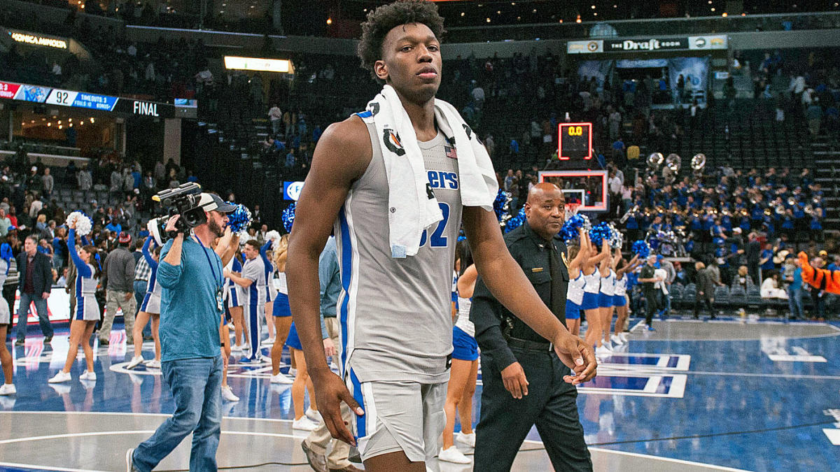Like it or not, a major NCAA rule appears to have been broken in James  Wiseman case — but Memphis will fight - CBSSports.com