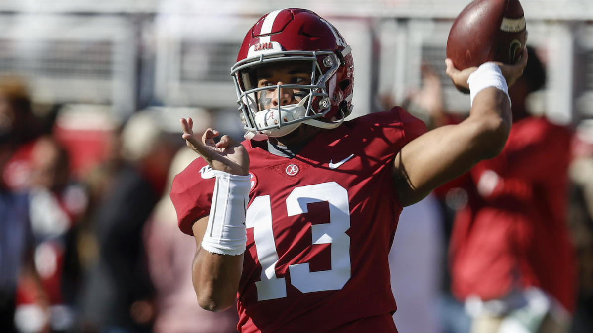 2020 NFL Draft: Tua Tagovailoa aiming for pro day on April 9, Dolphins haven't talked about trading up yet