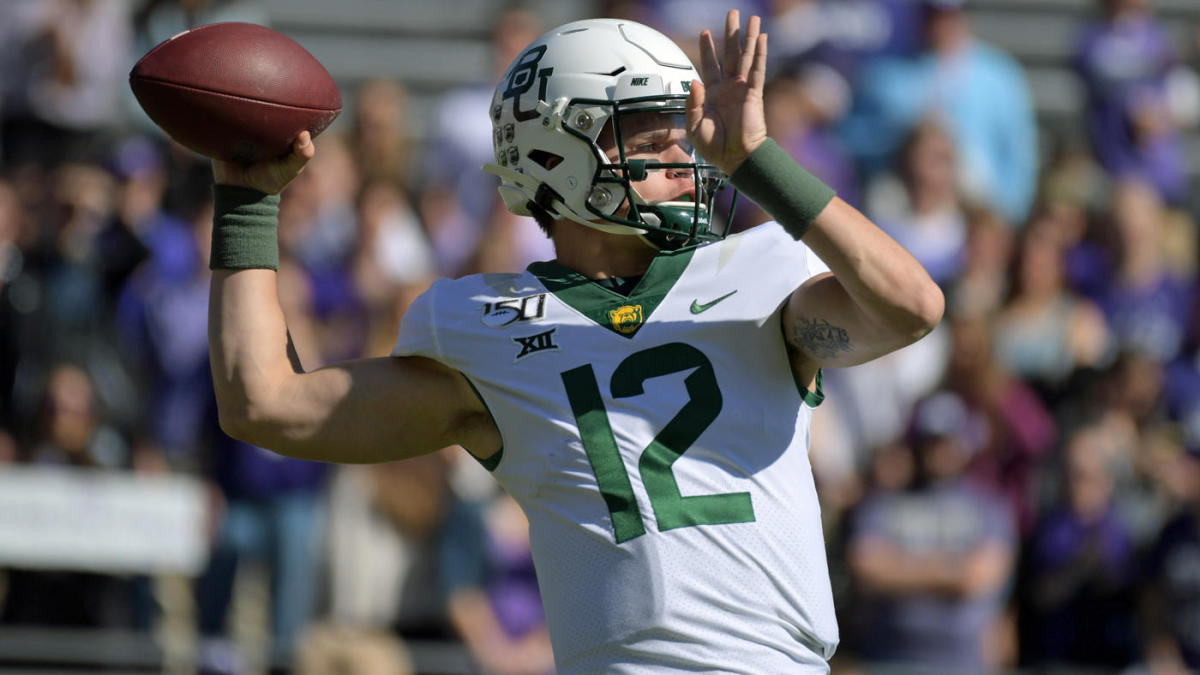 Baylor Vs Tcu Score No 12 Bears Survive Another Scare In