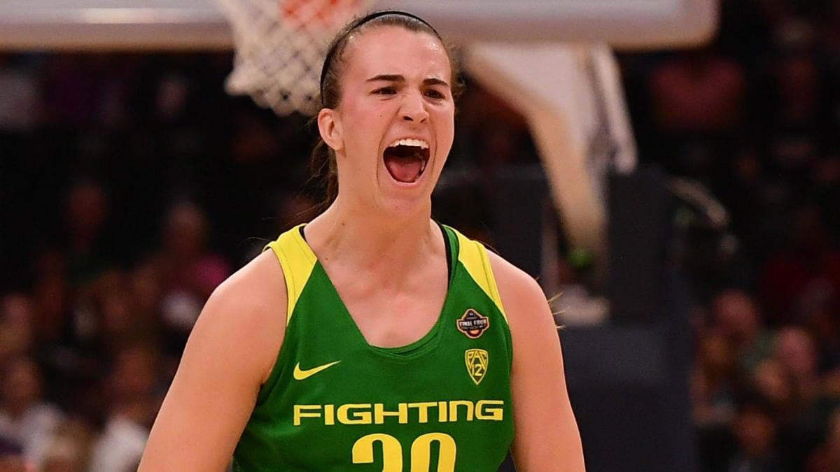 Potential No. 1 pick in 2020 WNBA Draft Sabrina Ionescu leads Oregon to historic upset over Team USA