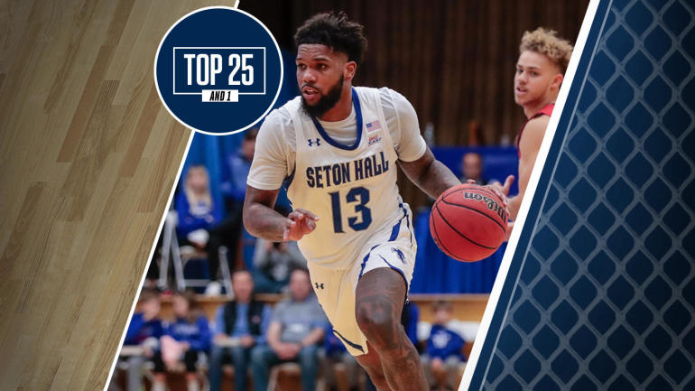 College Basketball Rankings: Seton Hall could be in trouble in Top 25 And 1 without star Myles Powell