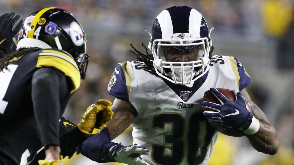 Rams To Meet With Todd Gurley About How To Proceed In 2020 And All Options Are On Table Per Report Cbssports Com