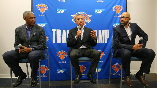 With David Fizdale on hot seat, Knicks in crisis six weeks after proclaiming a successful summer