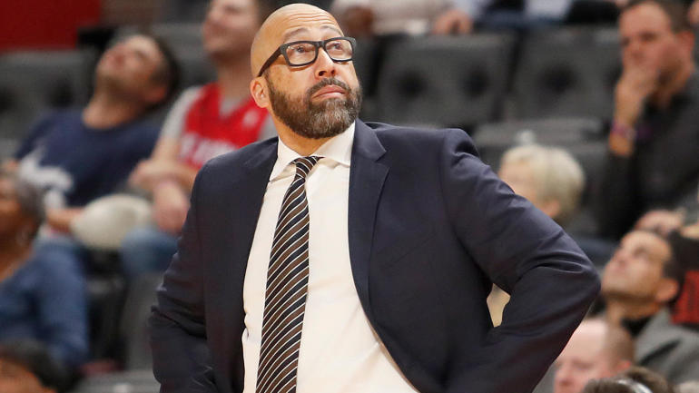 Knicks brass maneuvering behind scenes to get coach David Fizdale fired, per report