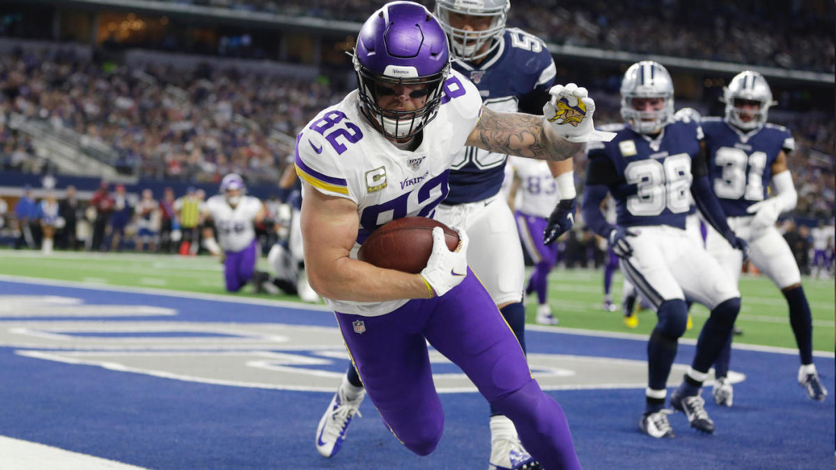 Vikings' offensive stars shine bright in big win over Cowboys: 'That's the blueprint right there'
