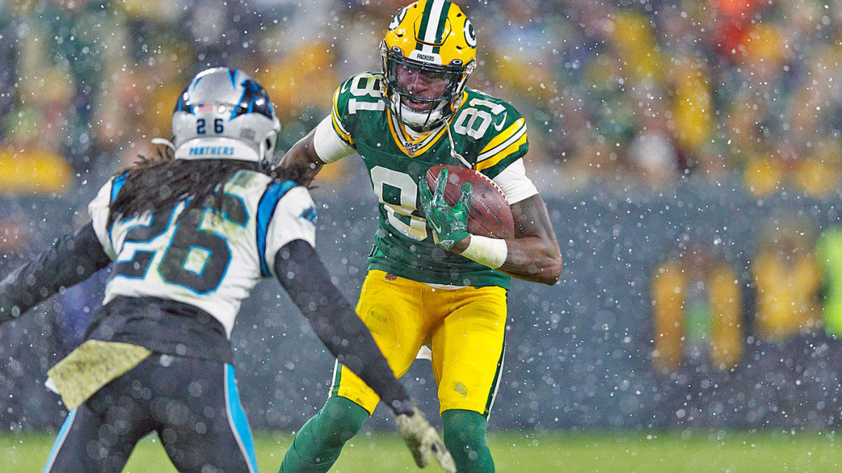 Lions agree to terms with former Packers wide receiver Geronimo Allison, per report