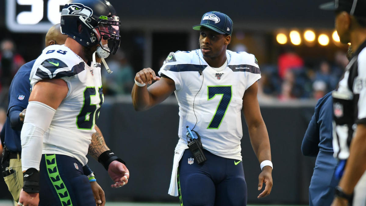 Geno Smith clarifies whether he called heads or tails in MNF coin toss controversy, says math is behind call