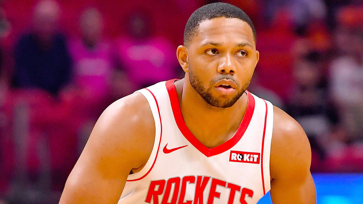 Rockets Guard Eric Gordon Undergoes Knee Surgery Expected