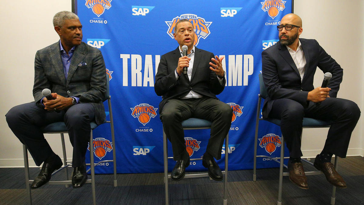 David Fizdale says he gets a 'vote of confidence' from Knicks owner James Dolan after every game