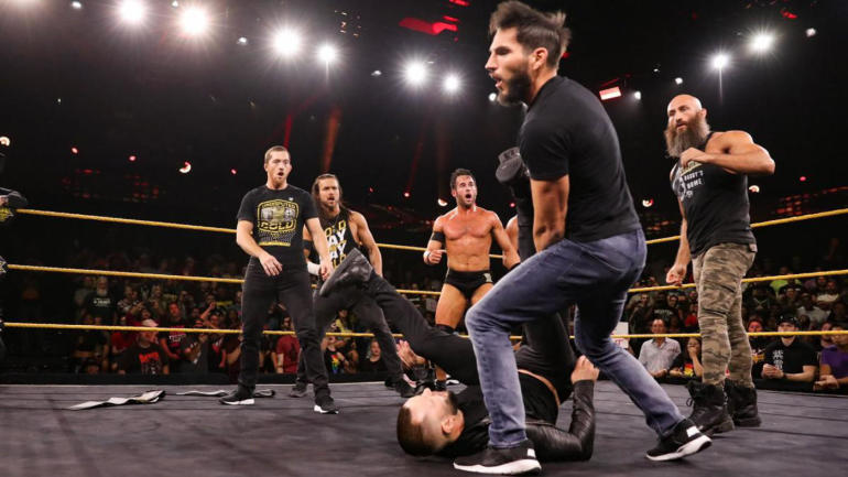 WWE news, rumors: Johnny Gargano out of NXT TakeOver: WarGames with injury, new multi-year signings