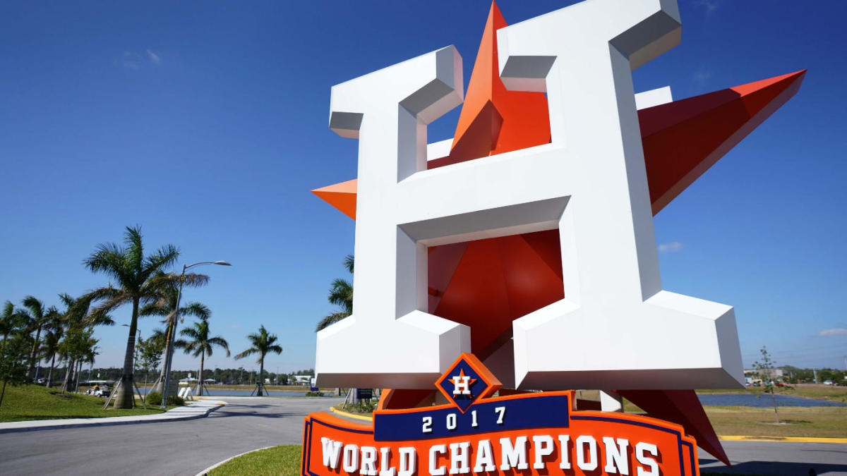 Astros name, logo suspended from Pennsylvania little league district